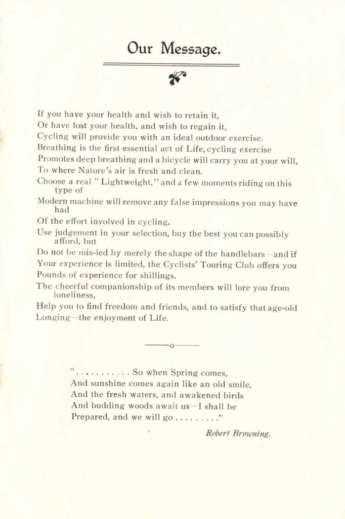 SE Cycle Rally 1932 page 5