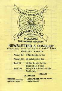 1992 CTC magazine