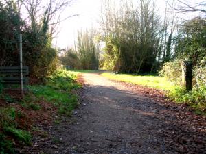 2014 Towards Hayling station