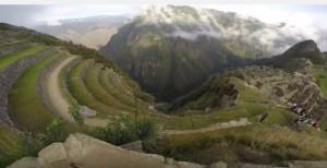 Roger Machu Picchu