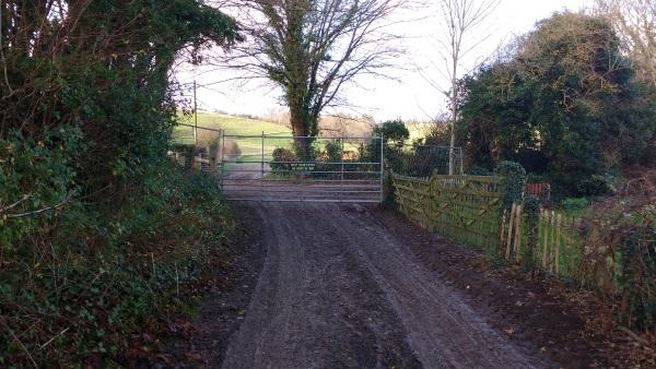 Centurion Way Gate
